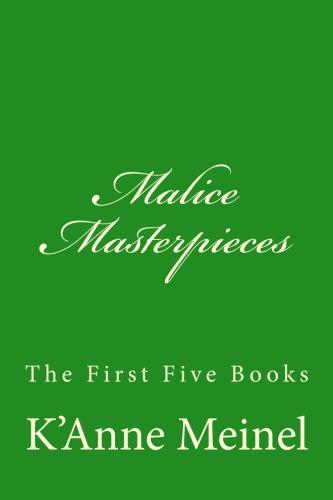 Malice Masterpieces The First Five Books Paperback Cover