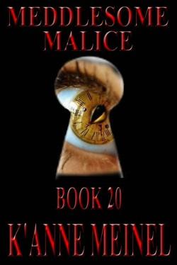 Meddlesome Malice Book 20 1000